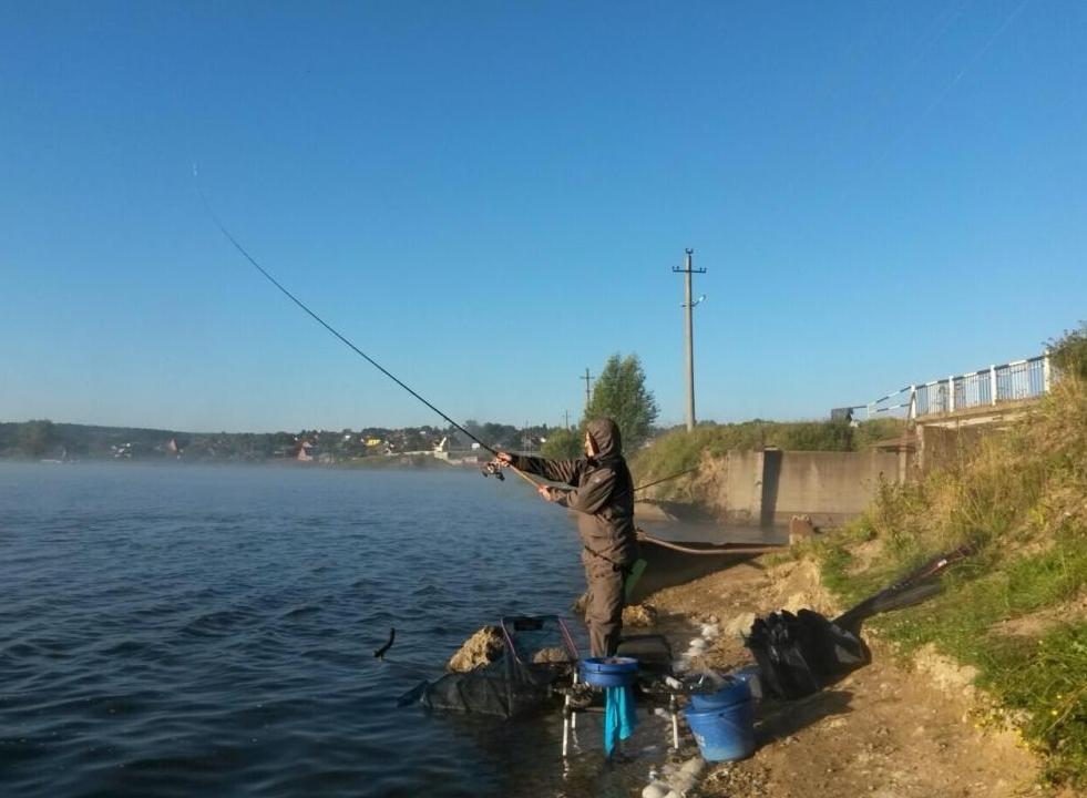 платная рыбалка в перми и пермского края