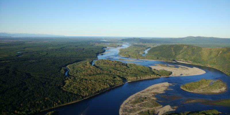 Немного о рыбалке в Хабаровском крае