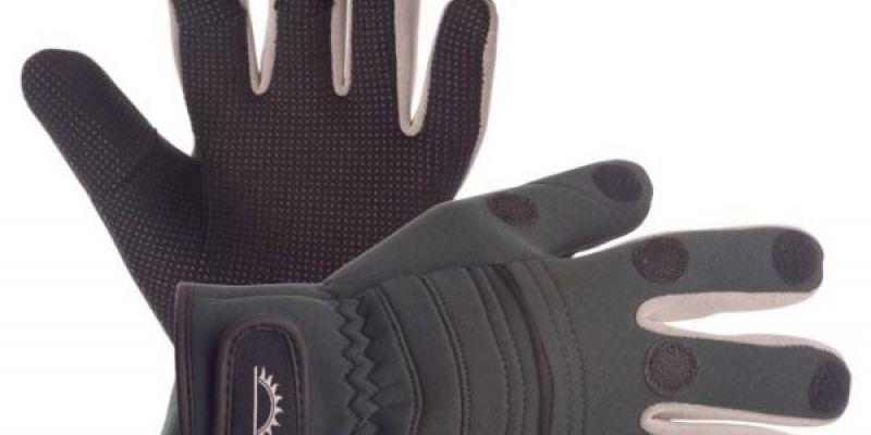 О выборе правильных зимних рыболовных перчаток