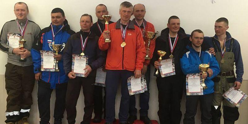 Чемпионат Челябинской области по ловле на блесну