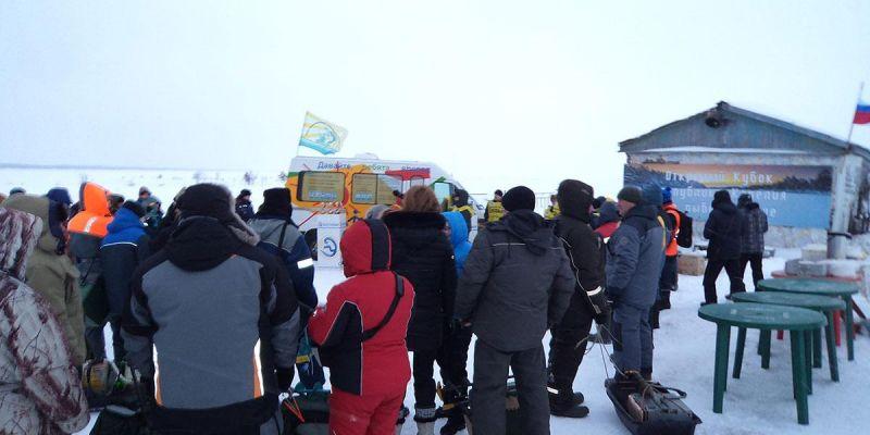 Фестиваль корюшки и наваги в Беломорске