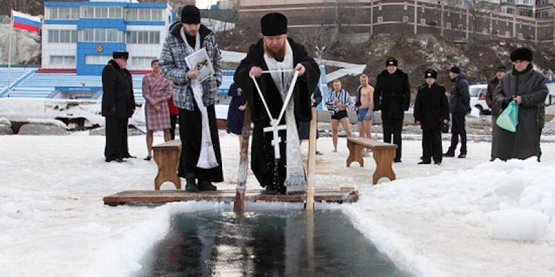 Около 250 купелей будет задействовано в Подмосковье на Крещение