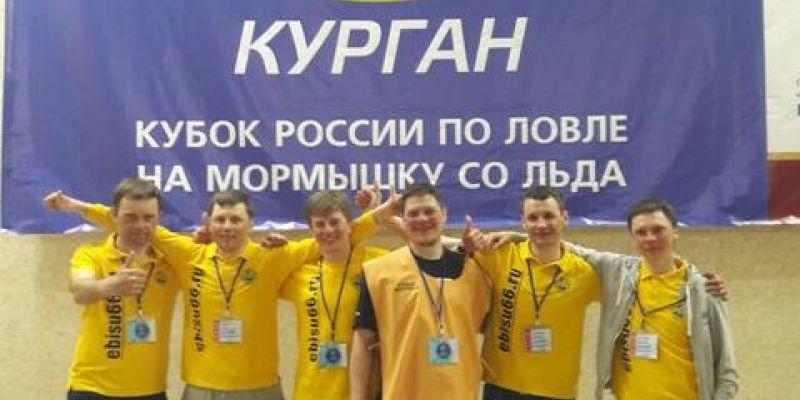 Кубок России по ловле на мормышку