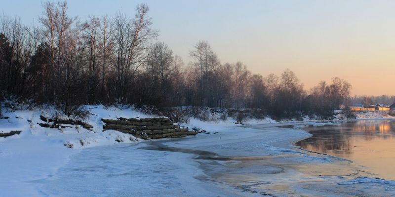 Рыбоохрана напоминает о запрете рыбалки на зимовальных ямах