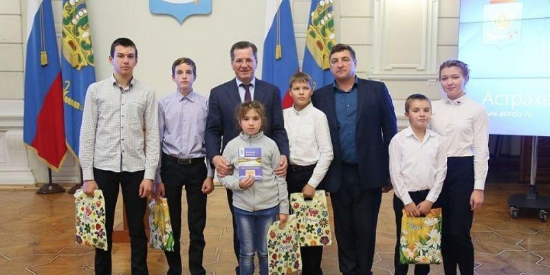 """Астраханские """"эколята"""" за год спасли более 180 млн. мальков"""