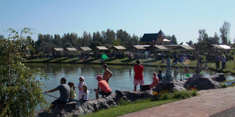 Лето заканчивается, а отдых на платной рыбалке в Подмосковье НЕТ!!! 26.08.2018