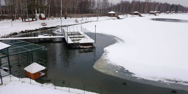 Зимняя рыбалка 2018-2019 скоро открытие!