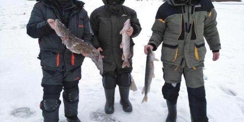 Отчет о рыбалке. Налим клюет! Рыболовный клуб Ихтиолог - платная рыбалка в Подмосковье