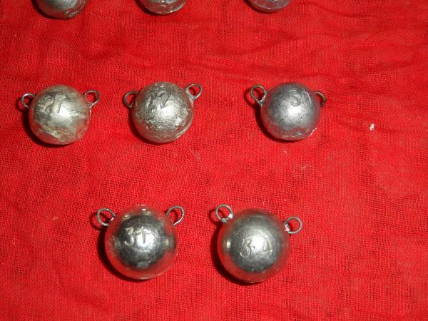 Изготовление грузил чебурашек своими руками 66