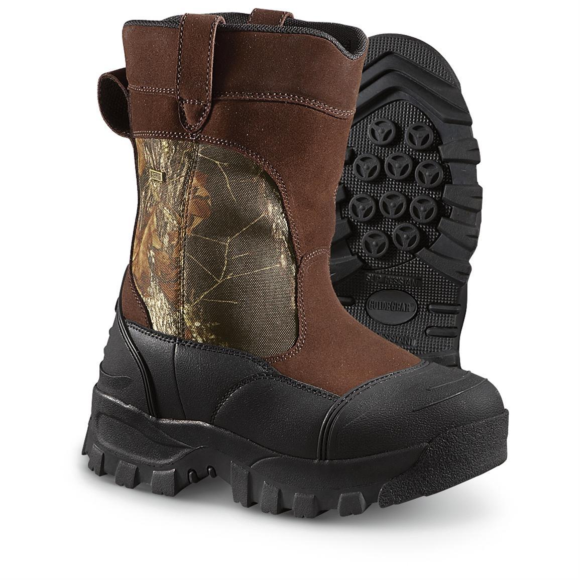 Выбор оптимальных зимних рыбацких ботинок, чему отдать преимущество Thinsulate или Thermolite