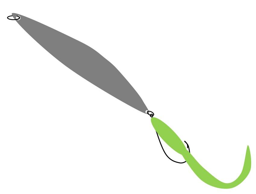 Ловля судака на блесны, вращающиеся и колеблющееся - портал «LANDFISH» все о рыбалке