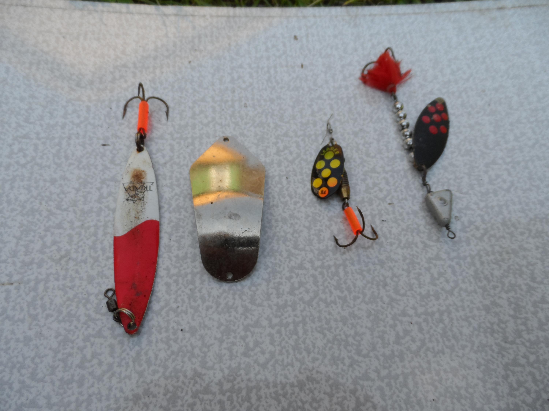 судаковые летние приманки