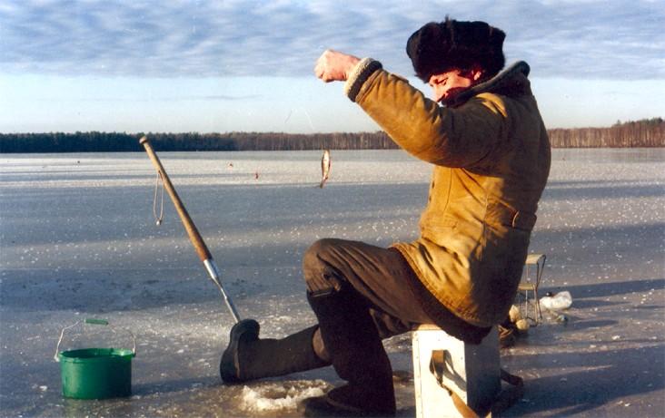 альметьевские рыбаки