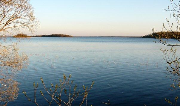 велинское озеро рыбалка